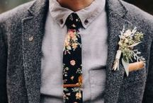 For the groom + groomsmen