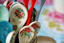 Crockery / Cutlery / Kitchen utensils