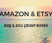 Amazon & Etsy Handmade Buy & Sell  Board / Pinterest is a great place to discover beautiful and unique items. All handmade sellers are welcome to join the club. . No spam and nudity pins or you will be removed from the team. If you want to join the board just message the creator of this board. Thank you!  To join: Just follow this board and follow me on Pinterest and message me for an invite.