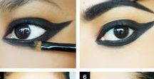 Random beauty makeup