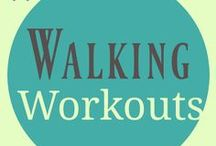 Walking Workouts / Walking for heath. Benefits of walking. Dangers of extended sitting/sedentary behavior. Walking workouts. Walking as exercise. Walking quotes and encouragement. Fitbit and pedometers. #walking #selfcare #walkingworkouts #fitness