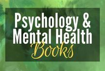 Books:  Psychology | Mental Health / Psychology and Mental Health Books. Books on a wide variety of common mental health issues. Books on stress. Books about anxiety. How to handle procrastination. Fear. Depression. Etc. These are books about mental health issues that plague many people, but can be helped without medication with some simple behavior modification and habit change. | Good Books | Best Books | Nonfiction
