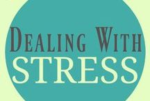 Dealing with Stress / What causes stress? What are the signs of stress? Stress management tools. How to avoid stress and how to relieve stress. This pinterest board covers ever aspect of living and dealing with stress. Stress Management 101, basically. | Stress | Stress management | dealing with stress |causes of stress | handling stress |stress release | stress habits | relieve stress | stress eating | reduce stress | monkey mind | dealing with stress | stress reduction techniques | de-stress | stress hacks