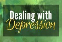 Dealing with Depression / Helpful tools for dealing with depression, understanding types of depression, like bi-polar disorder and coping with depression.