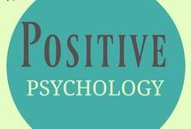 Positive Psychology / Positive psychology name for the type of psychology that uses psychological facts and effecting change to help lead a better life rather than treating mental illness. -- The focus of this branch of psychology is personal growth.  A lot of self help is grounded in positive psychology science.