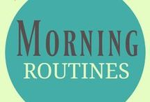 Morning Routines / All about creating a productive and healthy morning routine | Morning routine tips | Daily routines | Miracle Morning | Productivity | Before 8 AM | Energy | Health | Fitness | Morning routine checklist |Daily rituals | Rise before sun | Morning fitness | Wake Up Successful | Morning workout | Success Tips
