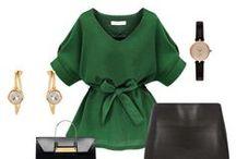 Autumn Style- green