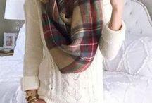 Winter style-white