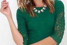 Dress up in green!