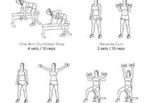 Fitness: Upper half of the body