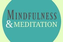 """Mindfulness & Meditation / Religion. Meditation. Mindfulness. Calming. The habits that nourish the most important part of your being. Your soul and inner spirit. Spiritual habits are often shunted aside for more """"pressing""""habits, but in fact these are the habits that actually drive our spirit. 