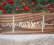 Nurse & Doctors / Everything med life, nursing school, working nurse & some life hacks in medical.