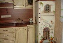 Refrigerators / by DAWNBEAR