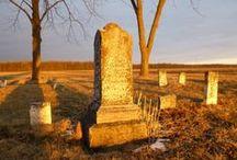 stoned / cemeteries & gravestones