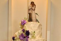 Lakes Cakes:   Wedding cakes