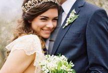 UM DIA de SONHO / Casamento-Wedding-Mariage / by FERNANDA CARVALHO