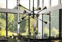 Dining Room Lighting & Design