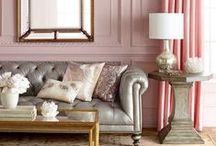 Living Room Lighting & Design