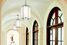Hallways & Foyer Lighting & Design