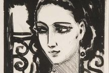 Chosen Drawings, Etches, Woodcuts...