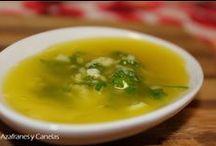 De Salsas y Aliños / Perfectas salsa para acompañar diferentes comidas y deliciosos aliños y aderezos