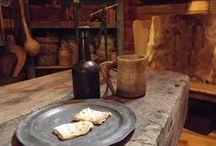 Cage bars-Tavern rooms, Taprooms,Wares & Goods / by Suze : Blacktavernprimitives