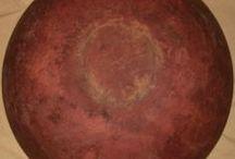 Primitive Shades of Red / by Suze : Blacktavernprimitives