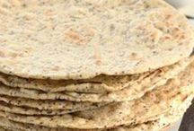 Flat bread / Pan brood