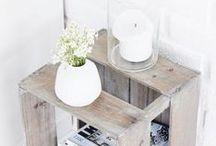 Vardagsrum / Livingroom / Här samlar Smpl alla bilder som handlar om att rensa, organisera och förvara saker i vardagsrummet