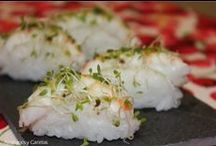 Sushi Lovers / Delicioso Sushi con toque mediterraneo