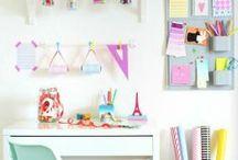 Barnens rum / Kids room / Här samlar Smpl alla bilder som handlar om att rensa, organisera och förvara saker i barnens rum.