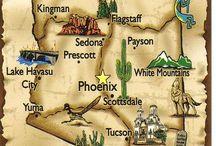 Arizona / by Linda Berck