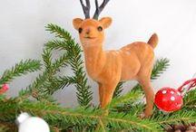 ✄ {DiY} Noël // #Christmascrafts ✄ / Do it yourself et tutos pour les #kids sur la thématique de #Noël