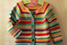 Cardigan and sweter baby / Baby