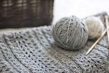 Yarn, Knitting, Craft / Knitting, Sewing, Felting - inspiring and beautiful things you can make yourself.