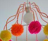 ✄ {DiY} Pompons // #PomPom Crafts ✄ / Do it yourself et tutos sur la thématique des #pompons