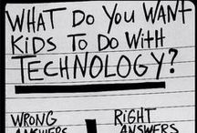 Technology Connections / Integrating technology is about students using technology to create, not consume, information.