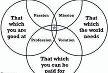 Work & Inspiration