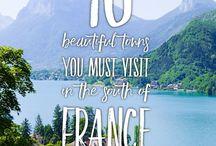 Travel France & Italy