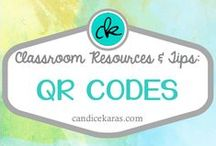 QR Codes in Education / Resources and tips for using QR codes in education