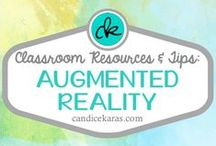 Augmented Reality / Augmented Reality resources and tips for the classroom