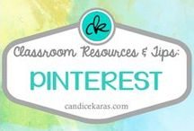 Pinterest in Education / Resources and tips for using Pinterest in the classroom