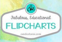 Flipcharts / Promethean ActivInspire and SMART Notebook flipcharts for classroom use