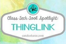 ThingLink / EdTech Tool Spotlight: ThingLink -- an interactive image tool with tags to text, links, and media