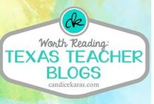 Texas Teacher Blogs / a board specifically filled with blogs written by Texas teachers -- the only ones to deal with the TEKS and STAAR testing!