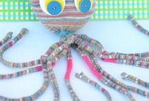✄ {DiY} pour les kids // #KidsCrafts ✄ / Do it yourself et tutos pour les #kids sur la thématique des #loisirscreatifs