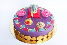 Around the world • Destinations / Destination cakes • Gâteaux thématiques voyage, lieux dans la monde. Les voyages forment la jeunesse... et le palet !