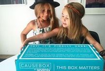#CAUSEBOX || / We love to see how you use your CAUSEBOX products. Tag your pictures with #CAUSEBOX or #CAUSEBOXlove for the chance to be featured on this Pinterest board!