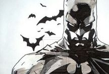 HE İS A HERO : BATMAN