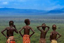 África / Fotos e Pessoas